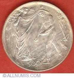Imaginea #2 a 500 Lire 1976