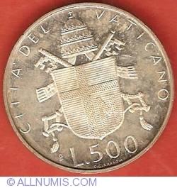 Image #1 of 500 Lire 1979 (I)