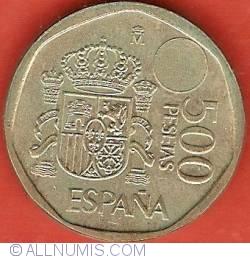 Image #2 of 500 Pesetas 1993