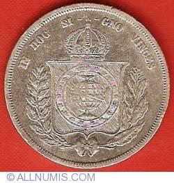 Image #1 of 500 Reis 1867