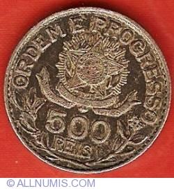 Image #2 of 500 Reis 1913