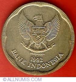 500 Rupiah 1992