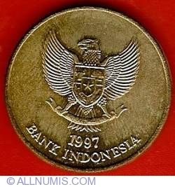 500 Rupiah 1997