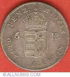 Image #1 of 6 Krajczar 1849
