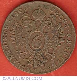 Image #2 of 6 Kreuzer 1800 B