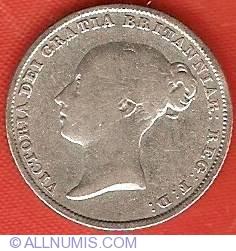 Sixpence 1853