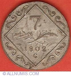 Image #2 of 7 Kreuzer 1802 G