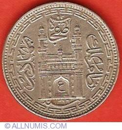 Image #1 of 8 Annas 1947 (AH1366/37)