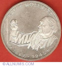 Image #2 of 10 Mark 1992 G - Käthe Kollwitz