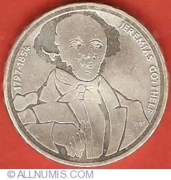 Image #2 of 20 Francs 1997 - Jeremias Gotthelf