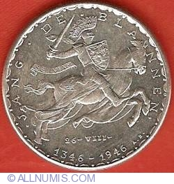 Image #2 of 20 Francs 1946 - John the Blind