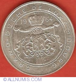 Image #2 of 100 Francs 1964