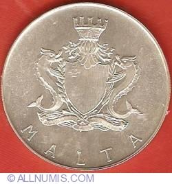 Image #1 of 1 Pound 1972 - Manwel Dimech