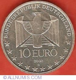 Image #1 of 10 Euro 2002 D - Berlin Subway Centennial