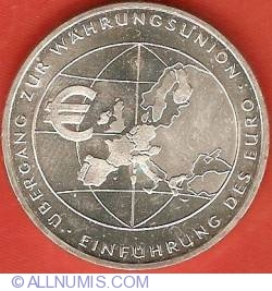 Image #2 of 10 Euro 2002 F - Introduction of Euro