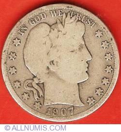 Image #1 of Half Dollar 1907 D