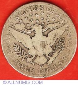 Image #2 of Half Dollar 1907 D
