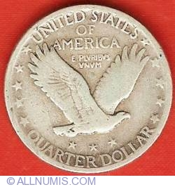 Image #2 of Standing Liberty Quarter 1930