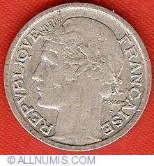 Image #1 of 50 Centimes 1944