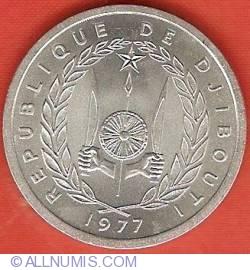 Image #2 of 2 Francs 1977