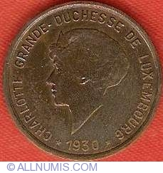 Image #1 of 5 Centimes 1930