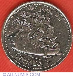 Image #2 of 25 Cents 1999 - May