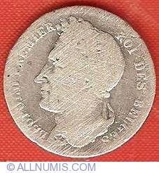 Imaginea #1 a 1/2 Franc 1834