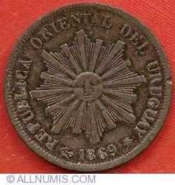 Image #1 of 1 Centesimo 1869