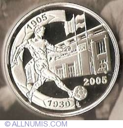 Image #1 of 10 Euro 2005 Soccer