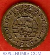 Image #1 of 20 Centavos 1948 - 300th Anniversary of Revolution of 1648