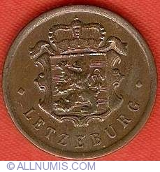 25 Centimes 1946