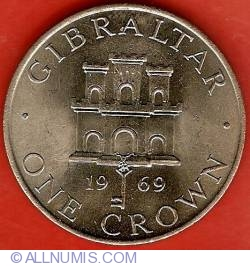 Imaginea #2 a 1 Crown 1969