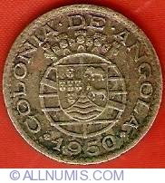 Image #1 of 50 Centavos 1950 - 300th Anniversary of Revolution of 1648