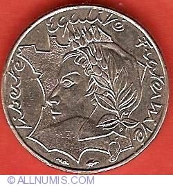 Image #1 of 10 Francs 1986