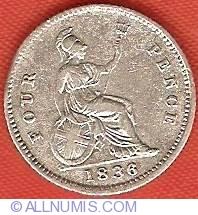 Groat 1836