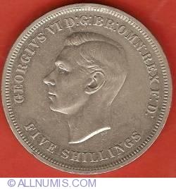 Imaginea #2 a Five Shillings 1951 - Festivalul Marii Britanii