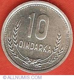 Imaginea #2 a 10 Qindarka 1988