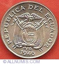 Imaginea #1 a 5 Centavos 1946