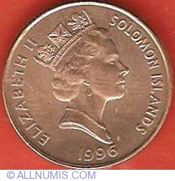 Image #1 of 2 Cents 1996