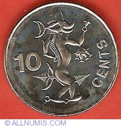 Image #2 of 10 Cents 1996