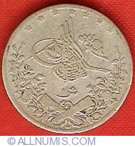 Imaginea #1 a 1 Qirsh 1884 (AH1293/10)