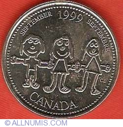 Image #2 of 25 Cents 1999 - September