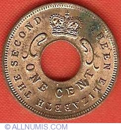 1 Cent 1955 H