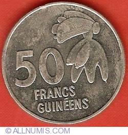 Imaginea #2 a 50 Franci 1994