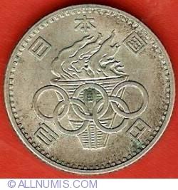 Image #1 of 100 Yen 1964 - Tokyo Olympics