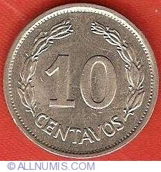 Imaginea #2 a 10 Centavos 1976