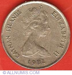 25 Cents 1982