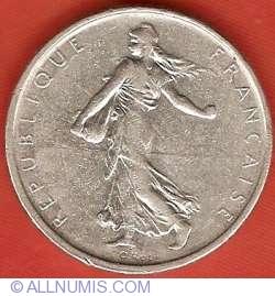 Image #1 of 5 Francs 1961