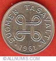 Image #1 of 1 Markka 1961