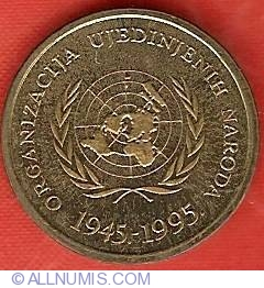 Image #1 of 10 Lipa 1995 - 50th Anniversary of U.N.